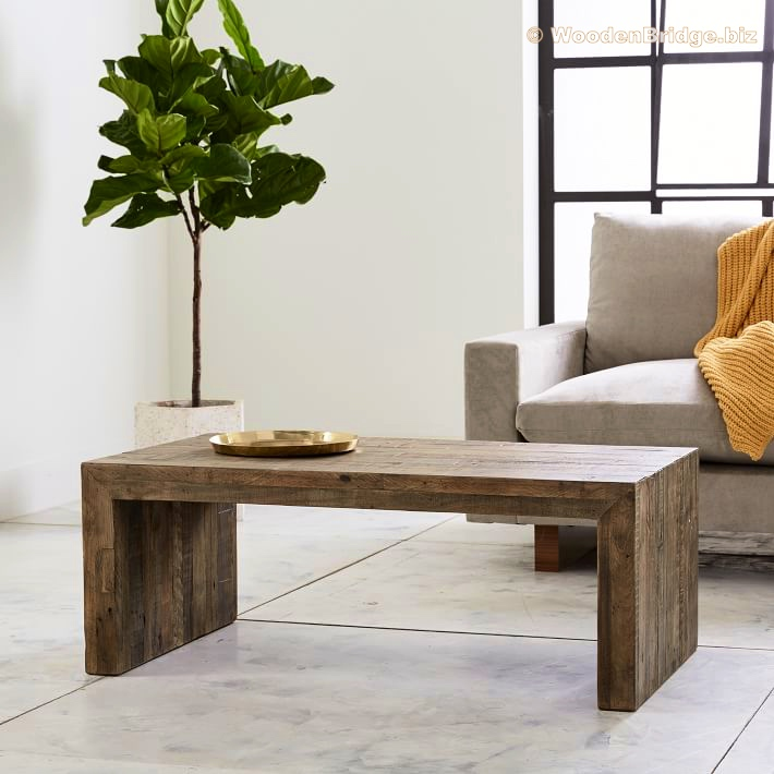 Reclaimed Wood Coffee Tables Ideas - 710 x 710 3