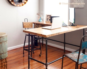 Reclaimed Wood Dining Table Ideas - 340 x 270 1