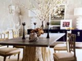 Reclaimed Wood Dining Table Ideas 736 x 961