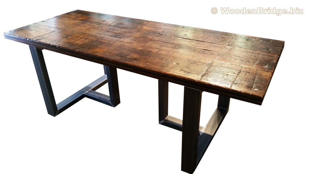 Reclaimed Wood Dining Table Ideas - 2730 x 1536