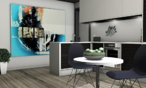 Easy Kitchen Design One Wall 22 on Inspirational Home Decorating with Kitchen Design One Wall