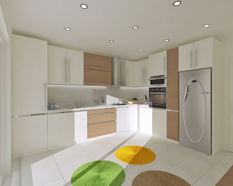 Luxurius 3d Kitchen Design 27 For Your Home Decoration For Interior Design Styles with 3d Kitchen Design