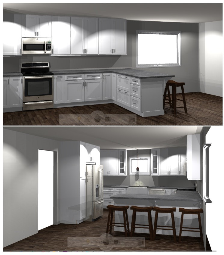 Top Room And Kitchen Design 14 In Home Designing Inspiration with Room And Kitchen Design