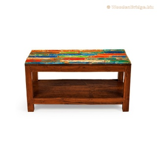 Reclaimed Wood Coffee Tables Ideas - 320 x 320 2