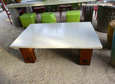 Reclaimed Wood Coffee Tables Ideas - 440 x 320 4