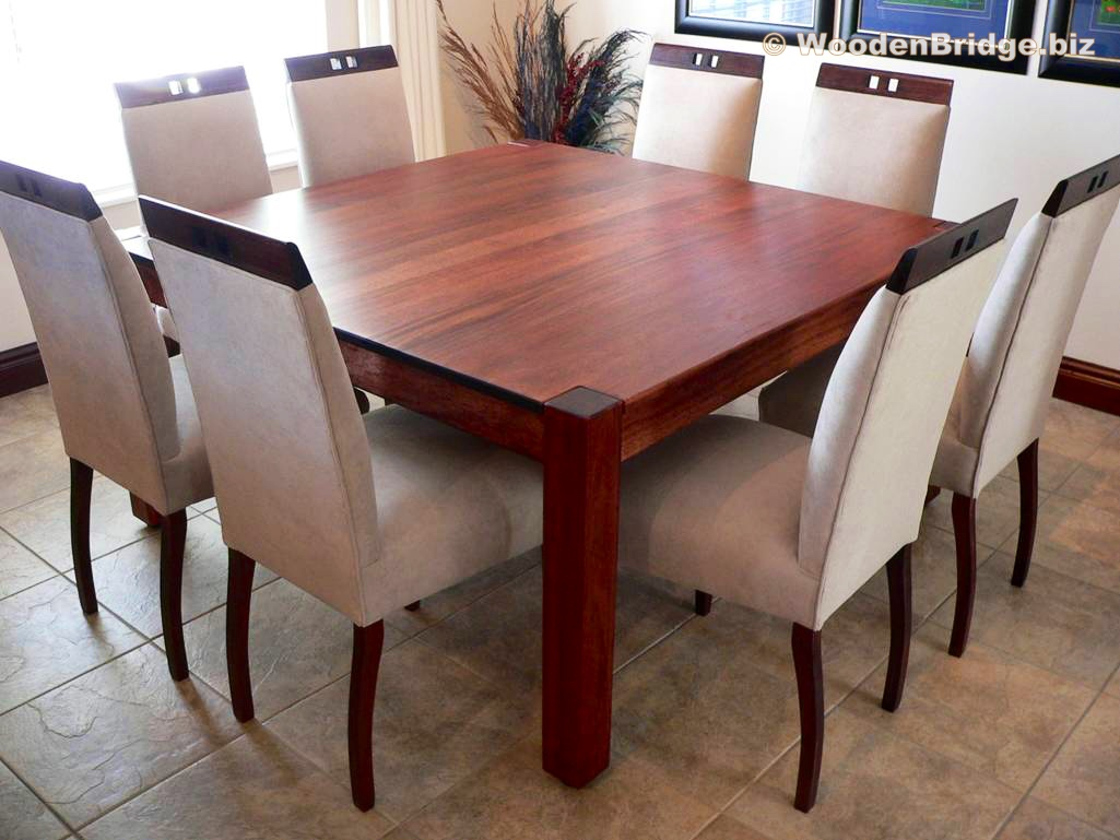Reclaimed Wood Dining Table Ideas - 1025 x 769