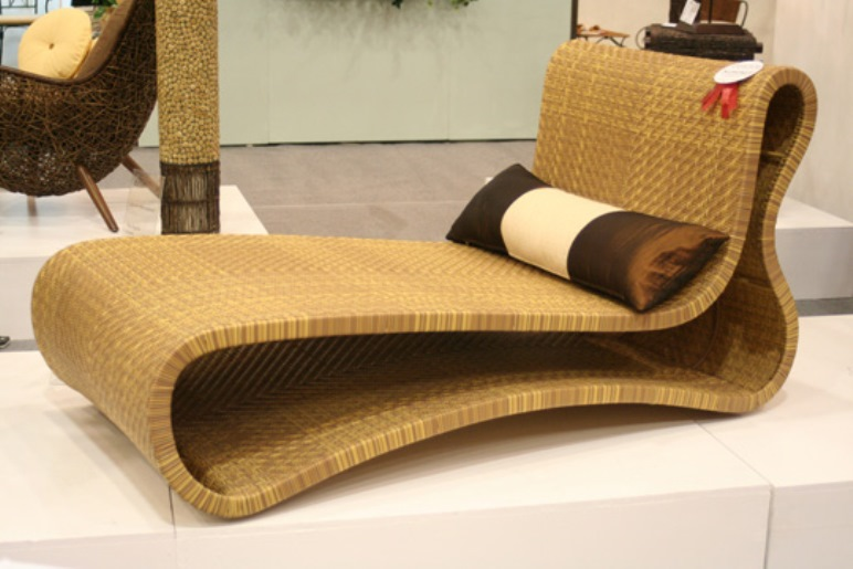 bamboo furniture chaise lounge designs philippines