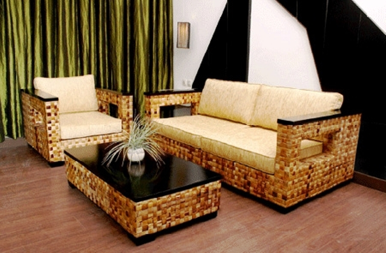 delightful bamboo living room furniture designs philippines