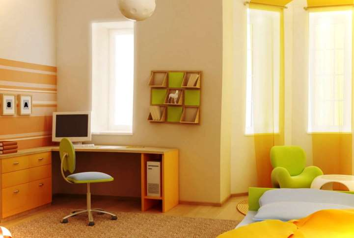 home interior paint color combinations