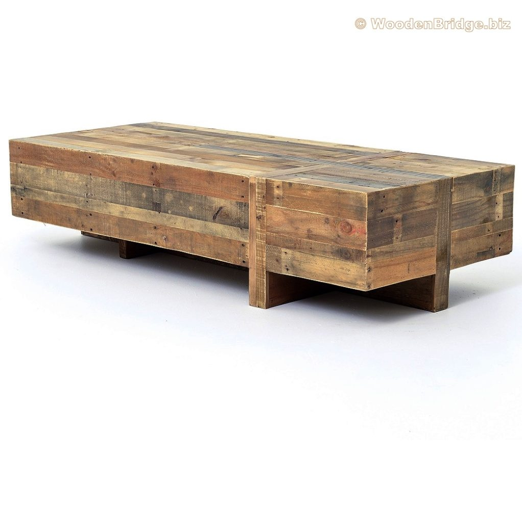 Reclaimed Wood Coffee Tables Ideas - 1042 x 1044
