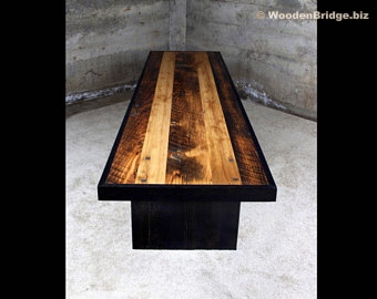 Reclaimed Wood Coffee Tables Ideas - 340 x 270 9