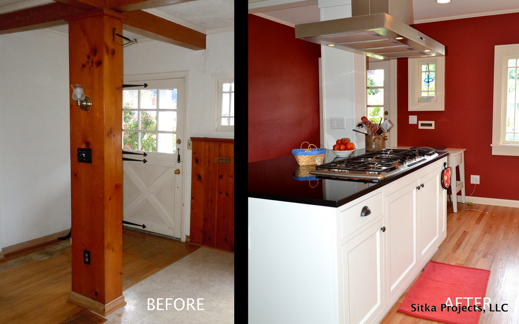 Cute Kitchen Remodel Photos 16 For Inspirational Home Designing with Kitchen Remodel Photos