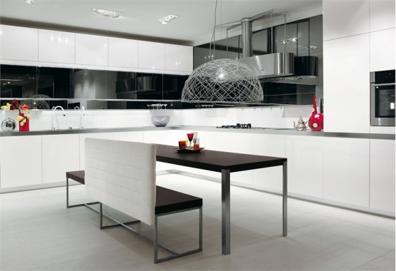 Elegant Ideas For The Kitchen Design 57 For Your Inspirational Home Decorating with Ideas For The Kitchen Design