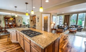Easy Kitchen Design With Island 24 For Home Decorating Ideas with Kitchen Design With Island