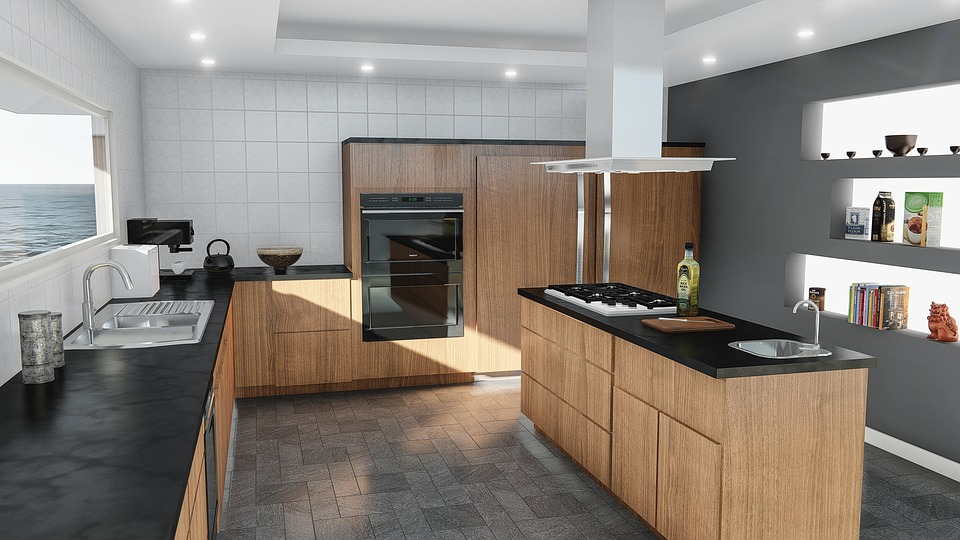 Cute Kitchen Design And Decoration 93 For Home Decor Ideas with Kitchen Design And Decoration
